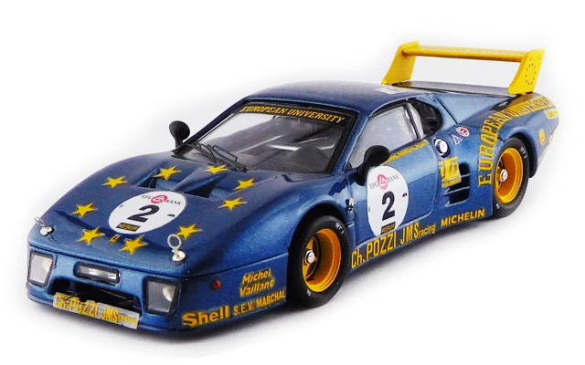 BEST - Ferrari 512 BB n°2 Le Mans Classic - 2010 - Paul Knapfield - BES9745 -