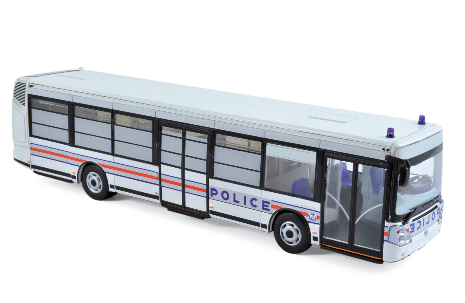NOREV - Irisbus Citelis Police Nationale 2008 - 1/43 - NOR530205 -