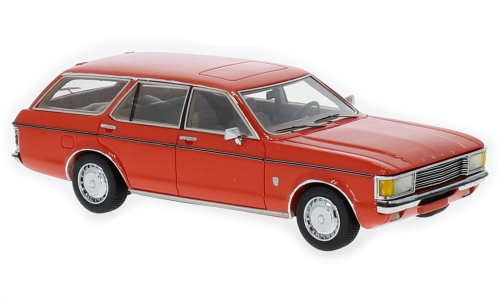 NEO - Ford Granada Break Mk1 Turnier Rouge  - NEO49503