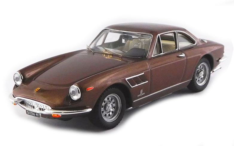 BEST - Ferrari 330 GTC Marron - 1969 - BES9772 -