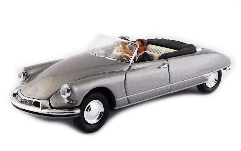 RIO - Citroen DS 19 Cabriolet Just Married - 1961  - RIO4630 -