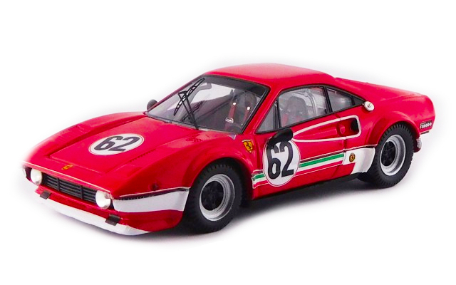 BEST - Ferrari 308 GTB LM n°62 - Havirov International - 1981 - M. Dantinne -  BES9789 -
